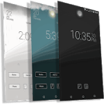 Final Interface launcher + animated weather v2.22.6 Pro Apk