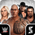 WWE Champions 2019 v0.391 Mod (No Cost Skill / One Hit) Apk