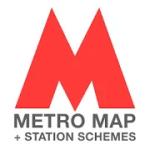 Moscow metro map. Saint-Petersburg, Kazan v2.9.12 APK Unlocked