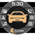 AGAMA Car Launcher v2.5.0 Premium APK