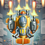 HAWK Alien Arcade Shooter Falcon Squad v25.0.18139 Mod (Damage) Apk