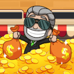 Idle Factory Tycoon Cash Manager Empire Simulator v1.96.1 Mod (Unlimited Money) Apk