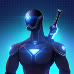 Overdrive II Epic Battle Shadow Cyberpunk City v1.7.26 Mod (Unlimited Money) Apk