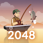 2048 Fishing v1.10.0 Mod (Unlimited Gold Coins) Apk