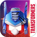 Angry Birds Transformers v2.0.9 Mod (Unlimited Money) Apk + Data