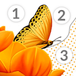April Coloring Free Oil Paint by Number for Adult v2.36.1 Mod (Unlocked) Apk