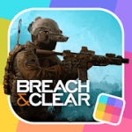 Breach and Clear GameClub v2.4.35 Mod (Unlimited Money) Apk + Data