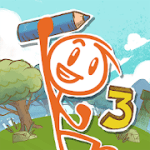 Draw a Stickman EPIC 3 v1.2.17408 Mod (Unlimited Lives) Apk + Data