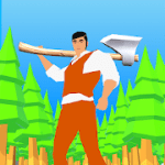 Idle Lumberjack 3D v1.4.2 Mod (Unlimited seeds + No Ads) Apk