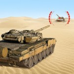 War Machines Tank Battle Army & Military Games v5.0.0 Mod (Enemies on the map) Apk