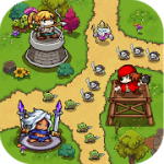 Crazy Defense Heroes Tower Defense Strategy Game v2.2.4 Mod (Unlimited Energy + Gold Coins + Diamonds) Apk