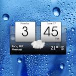 Digital clock & world weather v5.79.0.3 Premium APK