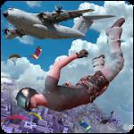 Free survival fire battlegrounds battle royale v4 Mod (Unlimited bullets) Apk