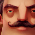 Hello Neighbor v1.0 b53 Mod (Unlocked) Apk