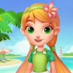 Jellipop Match Decorate your dream island v7.5.6 Mod (Unlimited Gold Coins) Apk + Data