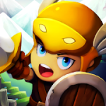 Kinda Heroes The cutest RPG ever v1.29 Mod (Unlimited Money) Apk