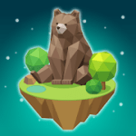 Merge Safari v1.0.40 Mod (Unlocked + Unlimited Diamonds + No Ads) Apk