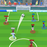 Soccer Battle 3v3 PvP v1.4.0 Mod (Unlocked + Free Shopping) Apk