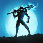 Stickman Legends Shadow Of War Fighting Games v2.4.63 Mod (Free Shopping + One hit) Apk