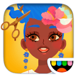 Toca Hair Salon 4 v1.5.0-play Mod (Unlocked) Apk