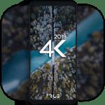 4K Wallpapers  Auto Wallpaper Changer v1.7.3.1 Pro APK Modded