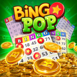 Bingo Pop Live Multiplayer Bingo Games for Free v6.4.42 Mod (Unlimited Cherries + Coins) Apk