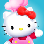Hello Kitty Food Town v2.1 Mod (Unlimited Money) Apk