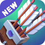 Hit And Run Archer's adventure tales v1.0.7 Mod (Defence Multiple) Apk + Data