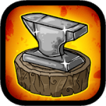 Medieval Clicker Blacksmith Best Idle Tap Games v1.6.3 Mod (Hammer Upgrade Cost 0) Apk