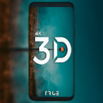 Parallax Live Wallpapers  3D Backgrounds, 2K 4K v1.4.3 Pro APK
