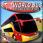 World Bus Driving Simulator v1.12 Mod (Limitsiz Pul + Kilidsiz) Apk