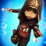 Assassin's Creed Rebellion Adventure RPG v2.10.4 Mod (x100 DMG + DEF) Apk + Data
