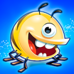 Best Fiends Free Puzzle Game v8.5.2 Mod (Unlimited Gold + Energy) Apk