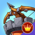 Castle Defender Premium Hero Idle Defense TD v1.5.0 Mod (Free Shopping) Apk