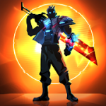 Cyber ​​Fighters Shadow Legends in Cyberpunk City v0.7.1 (menu mod + darmowe zakupy) Apk