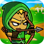 Five Heroes The King's War v3.0.6 Mod (Unlimited Gold Coins + Diamonds) Apk