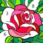 Happy Color Color by Number v2.8.10 Mod (Unlimited Tips) Apk