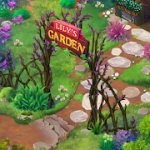 Lily's Garden v1.78.1 Mod (Unlimited Gold Coins + Star) Apk