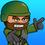 Mini Militia Doodle Army 2 v5.3.3 Mod (Pro Pack Unlocked) Apk