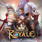 Mobile Royale MMORPG Build a Strategy for Battle v1.19.0 Mod (Unlimited Money) Apk + Data