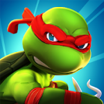 TMNT Mutant Madness v1.25.0 Mod (Instant Fill Energy) Apk