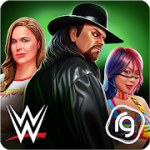 WWE Mayhem v1.36.185 Mod (Unlimited Money) Apk + Data