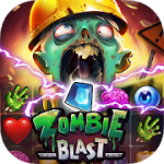 Zombie Blast Match 3 Puzzle Adventure Game v2.3.2 Mod Apk