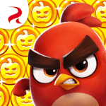 Angry Birds Dream Blast Toon Bird Bubble Puzzle v1.25.2 Mod (Unlimited Coins) Apk