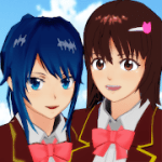 SAKURA School Simulator v1.037.01 Mod (Unlimited Money) Apk