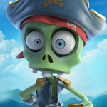 Zombie Castaways v4.16.1 Mod (Unlimited Money) Apk