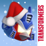 Angry Birds Transformers v2.8.1 Mod (Unlimited Money) Apk + Data