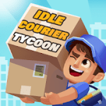 Idle Courier Tycoon 3D Business Manager v1.8.2 Mod (Unlimited Money) Apk