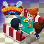 Idle Restaurant Tycoon Build a restaurant empire v0.20.2 Mod (Unlimited Money) Apk