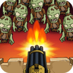 Zombie War Idle Defense Game v15 Mod (Unlimited Money) Apk
